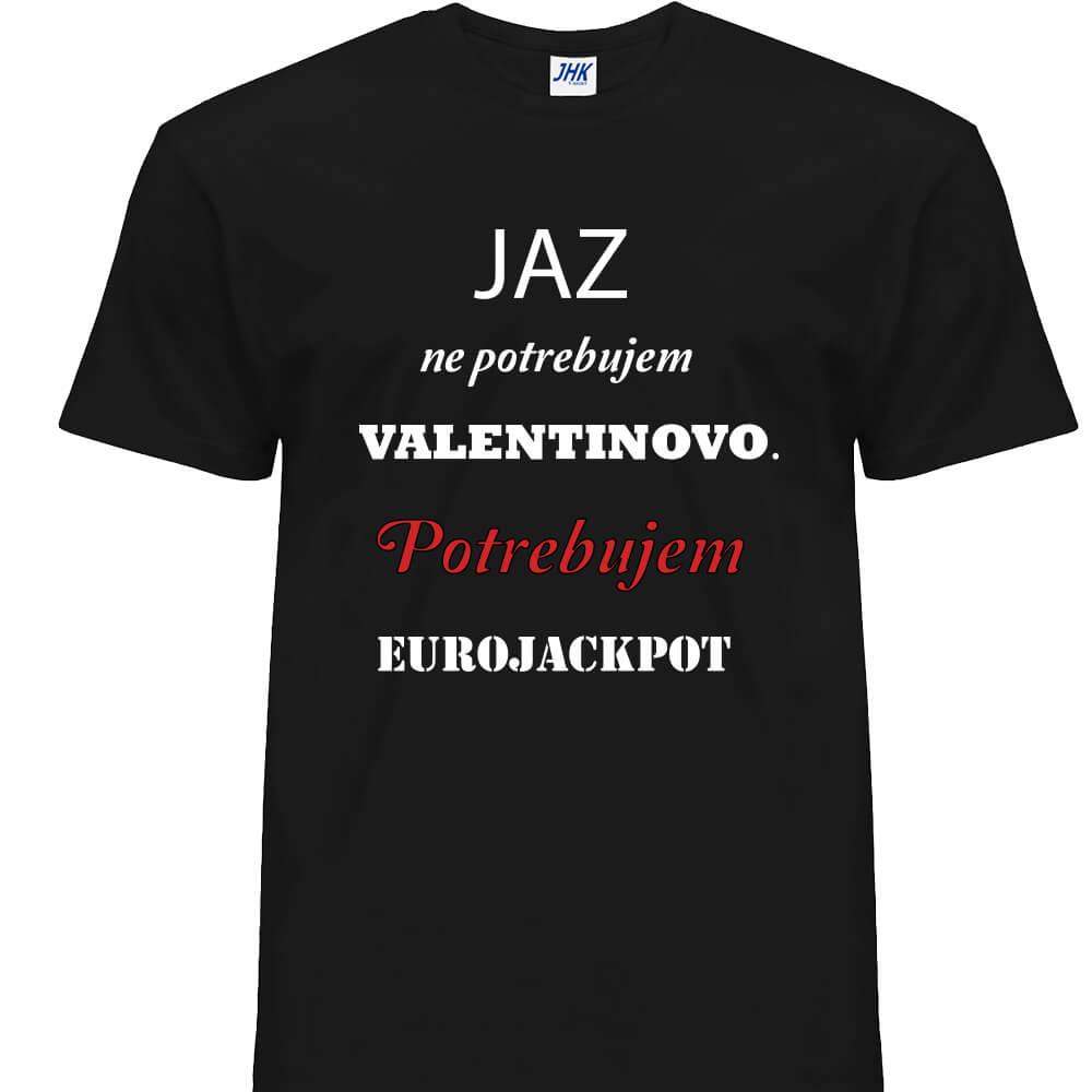 valentinovo, euro, majica, tisk, darilo, unikat, rerum