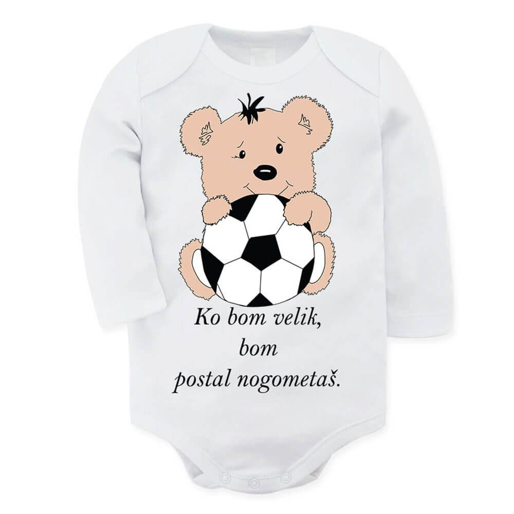 medvedek, newborn, bodi, darilo, rerum, tisk_na_bodi