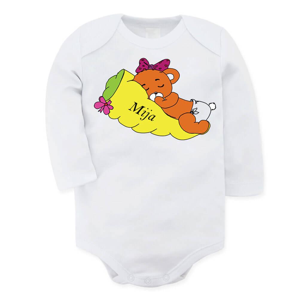 medvedka, bodi, newborn, darilo, tisk_na_bodi,