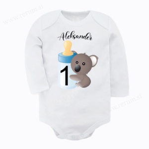 koala, newborn, darilo, rerum