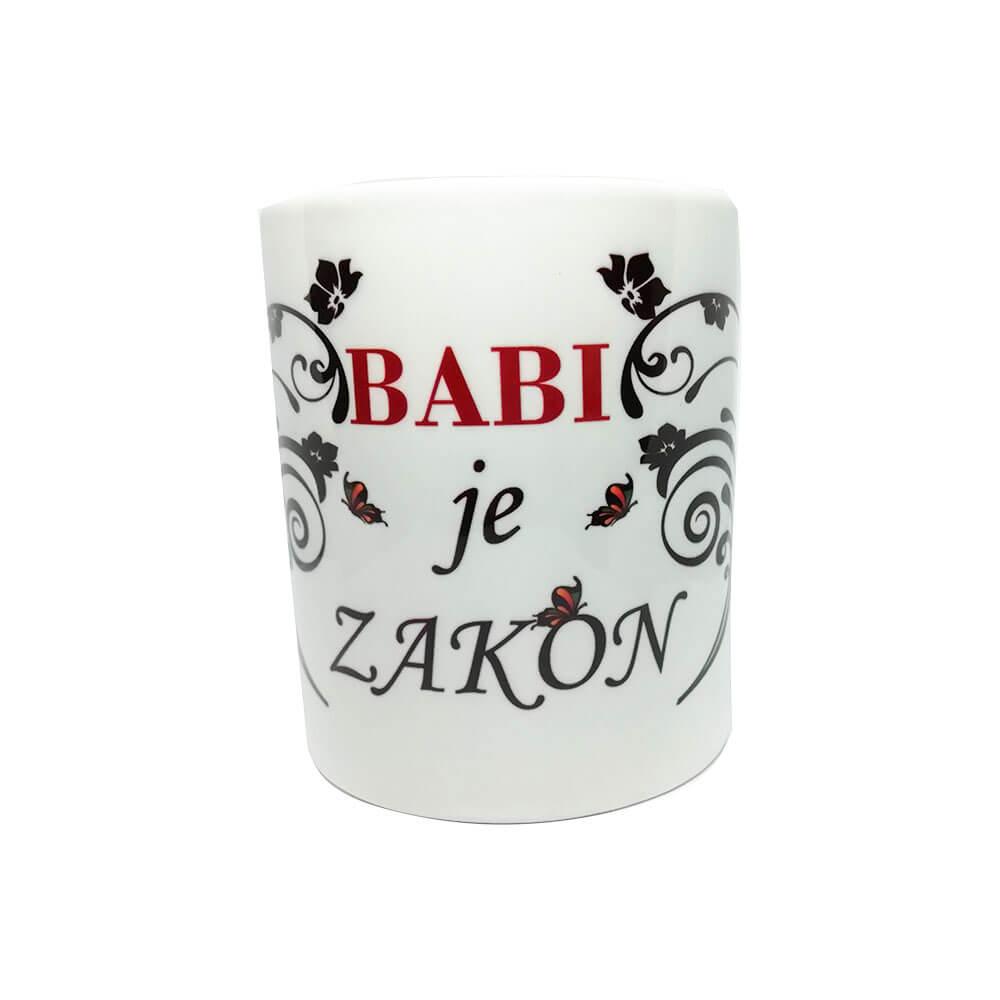 babi_je_zakon, skodelica, darilo, tisk, unikat, rerum