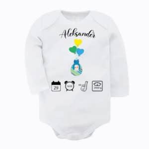 newborn, bodi, dojenček darilo, reum, ime, podatki,