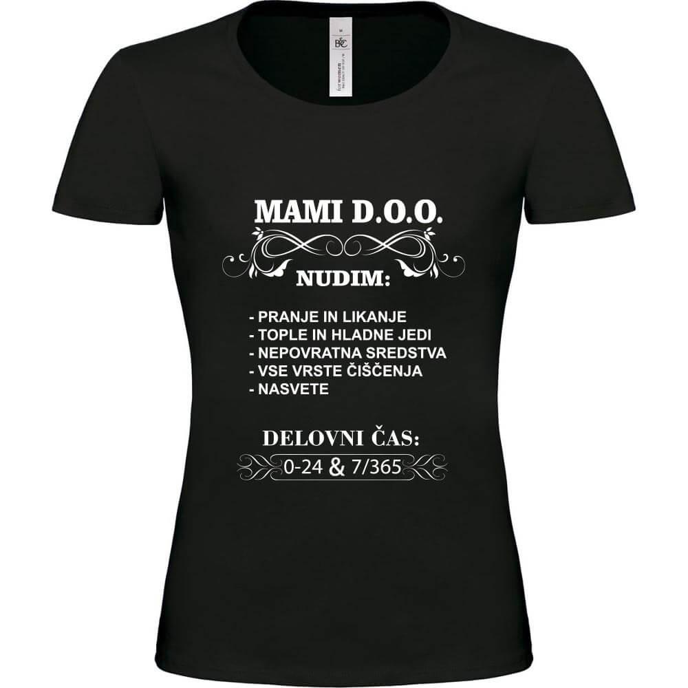 mami, darilo, rerum,. tiskana_majica, rerum_majica