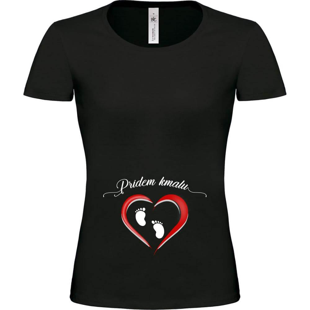 love, majica_rerum, pridem kmalu, tisk_na_majico, newborn