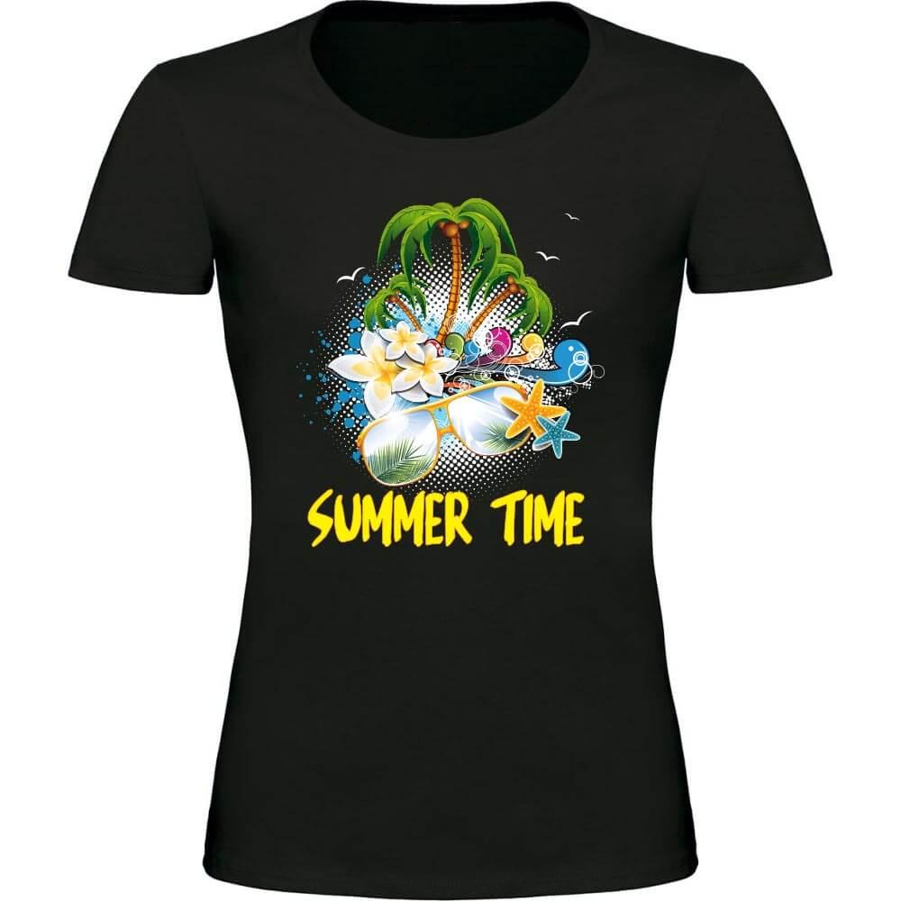 summer_time, majica, rerum, tisk_na_majico