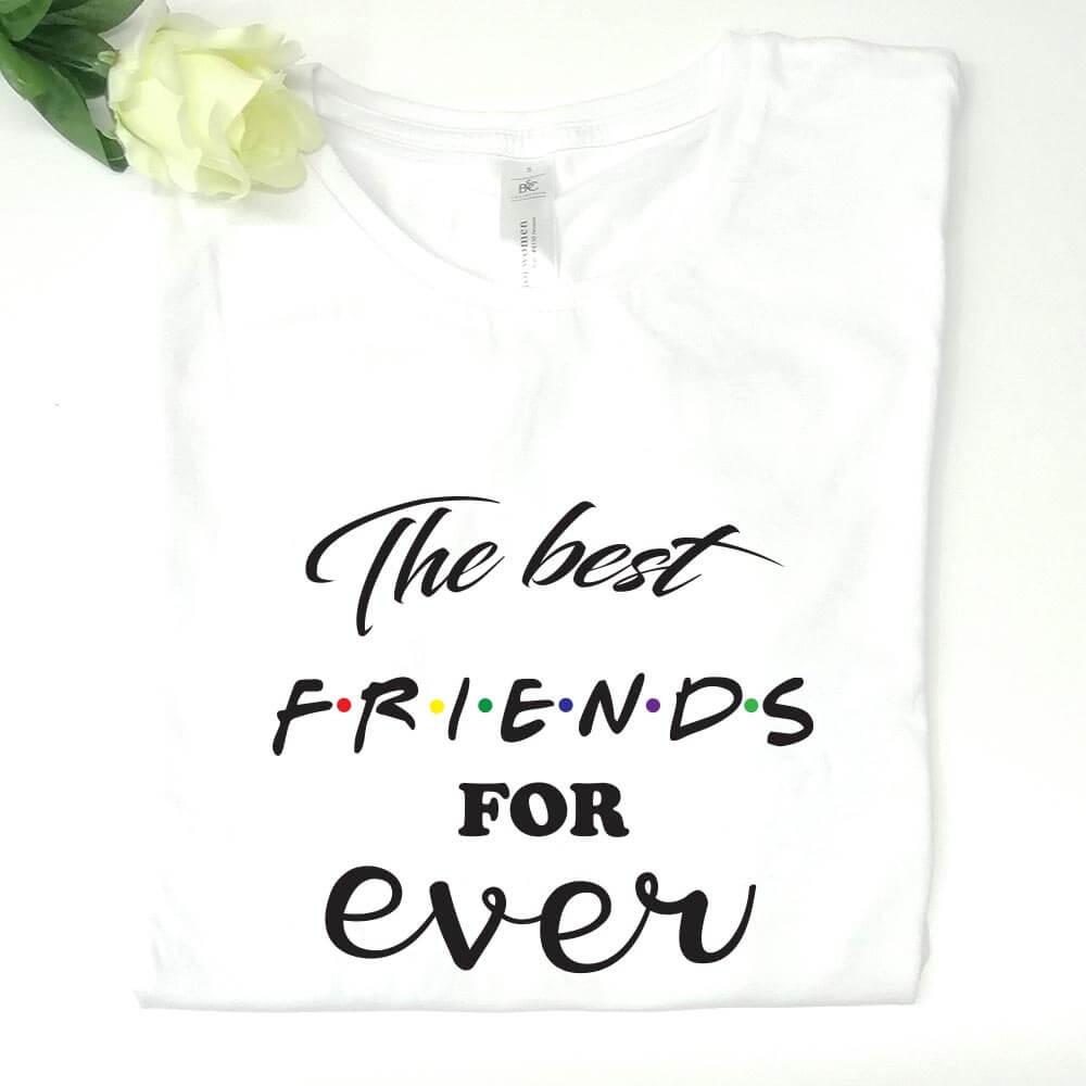 BFF, majica, tisk_na_majico, darilo, rerum