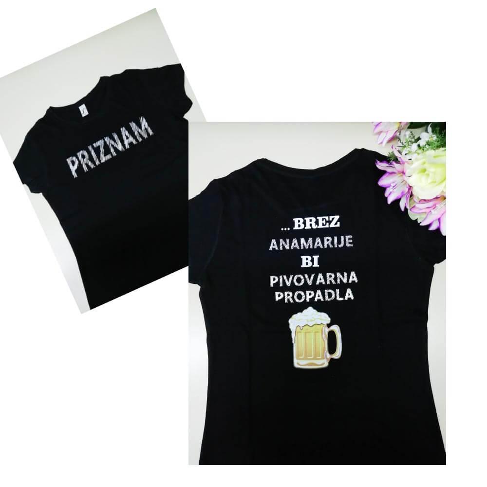 karantena, smesna_majica, pivo, dobra_druzba, darilo, tisk, majica_darilo, majica,