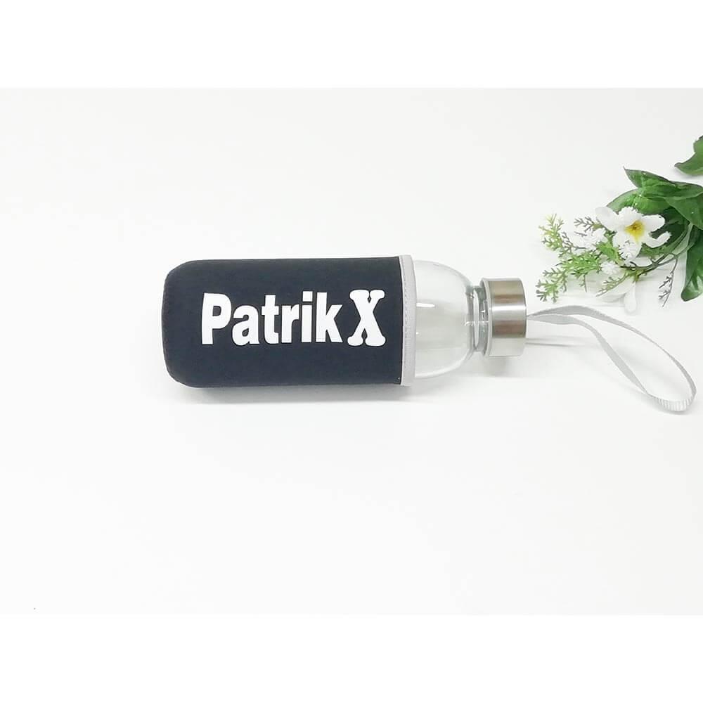 steklenička, neopren, darilo, personalizirano darilo, tisk, rerum
