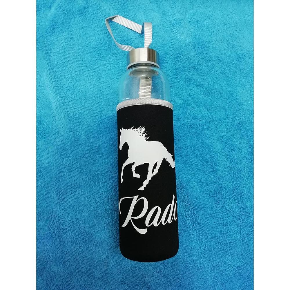 steklenica z neoprenom, steklenica, bidon, darilo, tisk