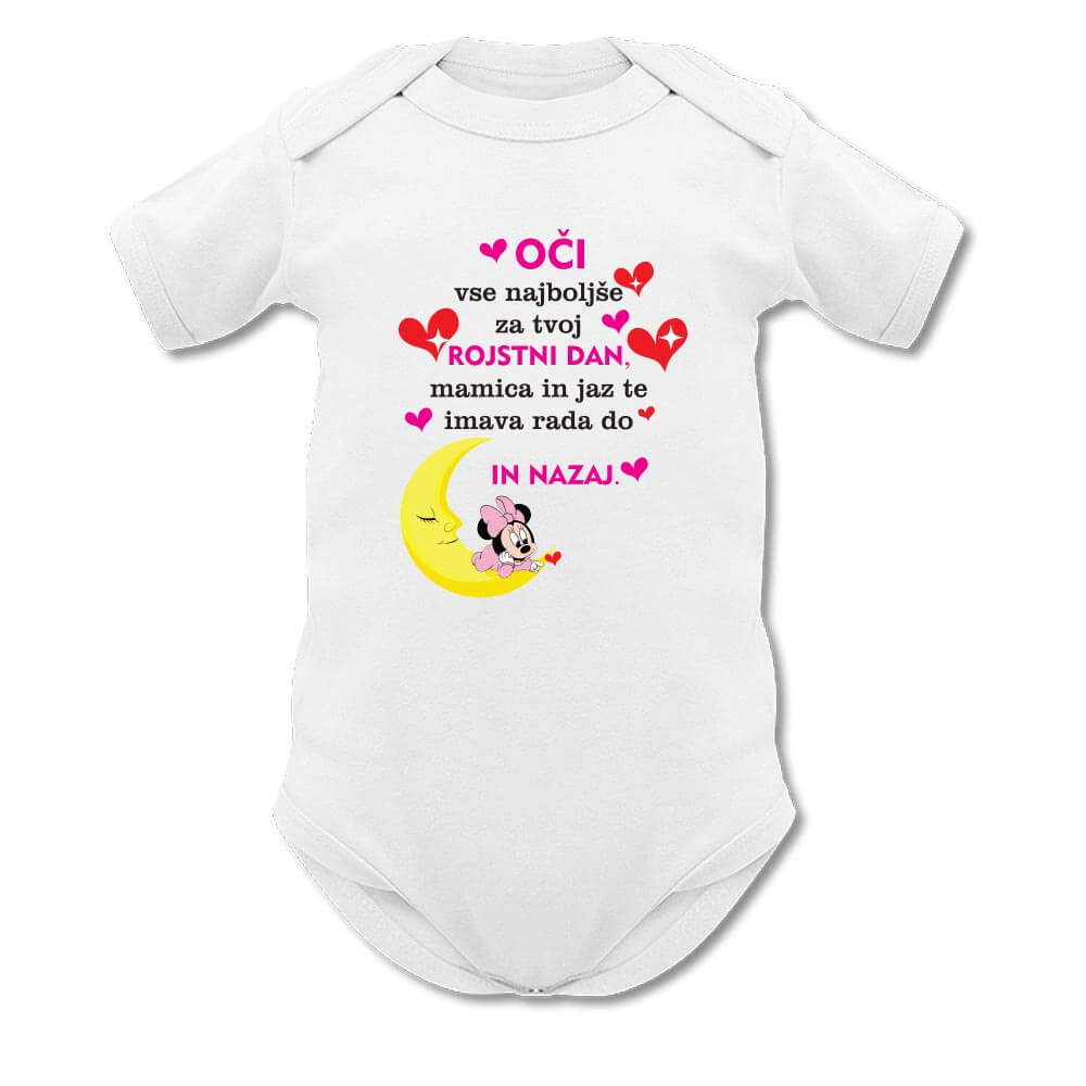 minnie, rojstni_dan, darilo, tisk personalizacija, darilo, ati, oči, tata, praznovanje,
