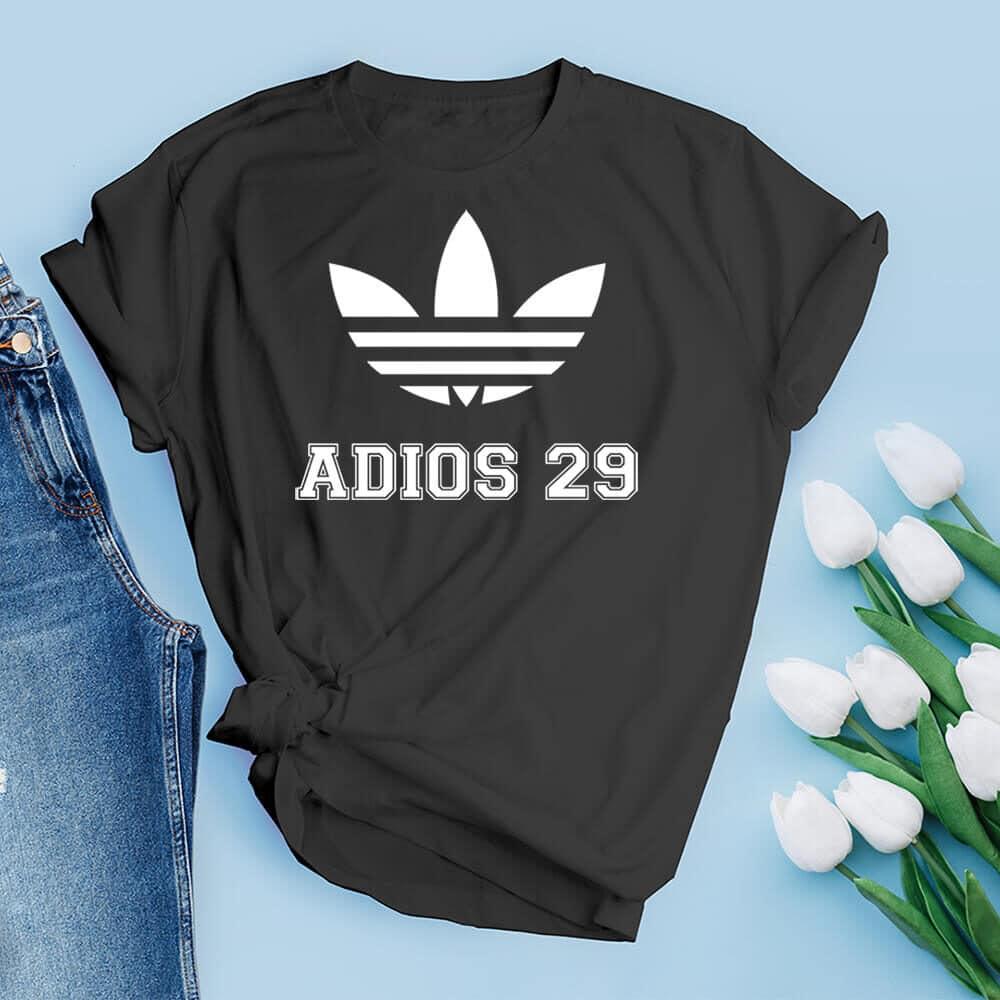 praznovanje rojstnega dne, majica za rojstni dane, darilo, tisk, unikat, majic, adios_29,