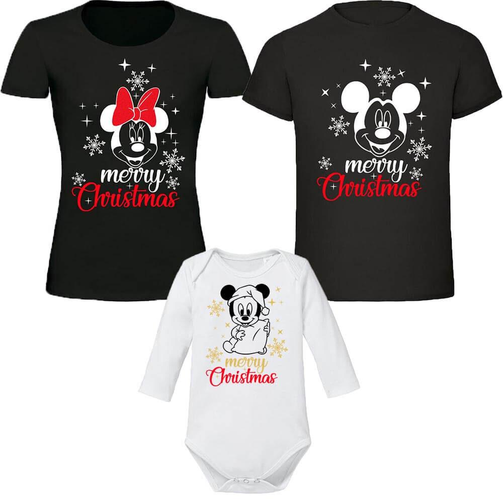 disney family, mickey, minnie, mickey_baby, darilo, božič, moj_prvi _božič, božični_prazniki, rerum, bodi, majica