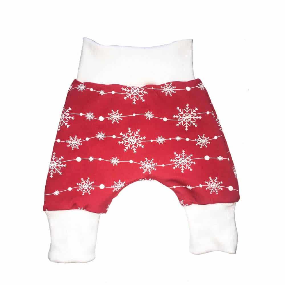 Rdeči z zvezdicami bozicni komplet, darilo, bodi, hlace, tisk, unikat, baby, bozic, chirstmas_body