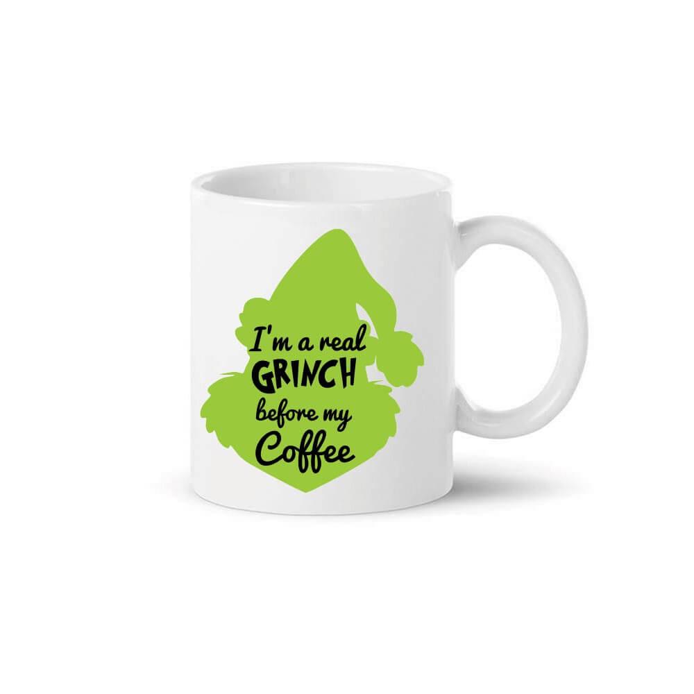 real grinch, coffee, tee, kava, čaj, šalica, skodelica, skodelica za kavo, darilo