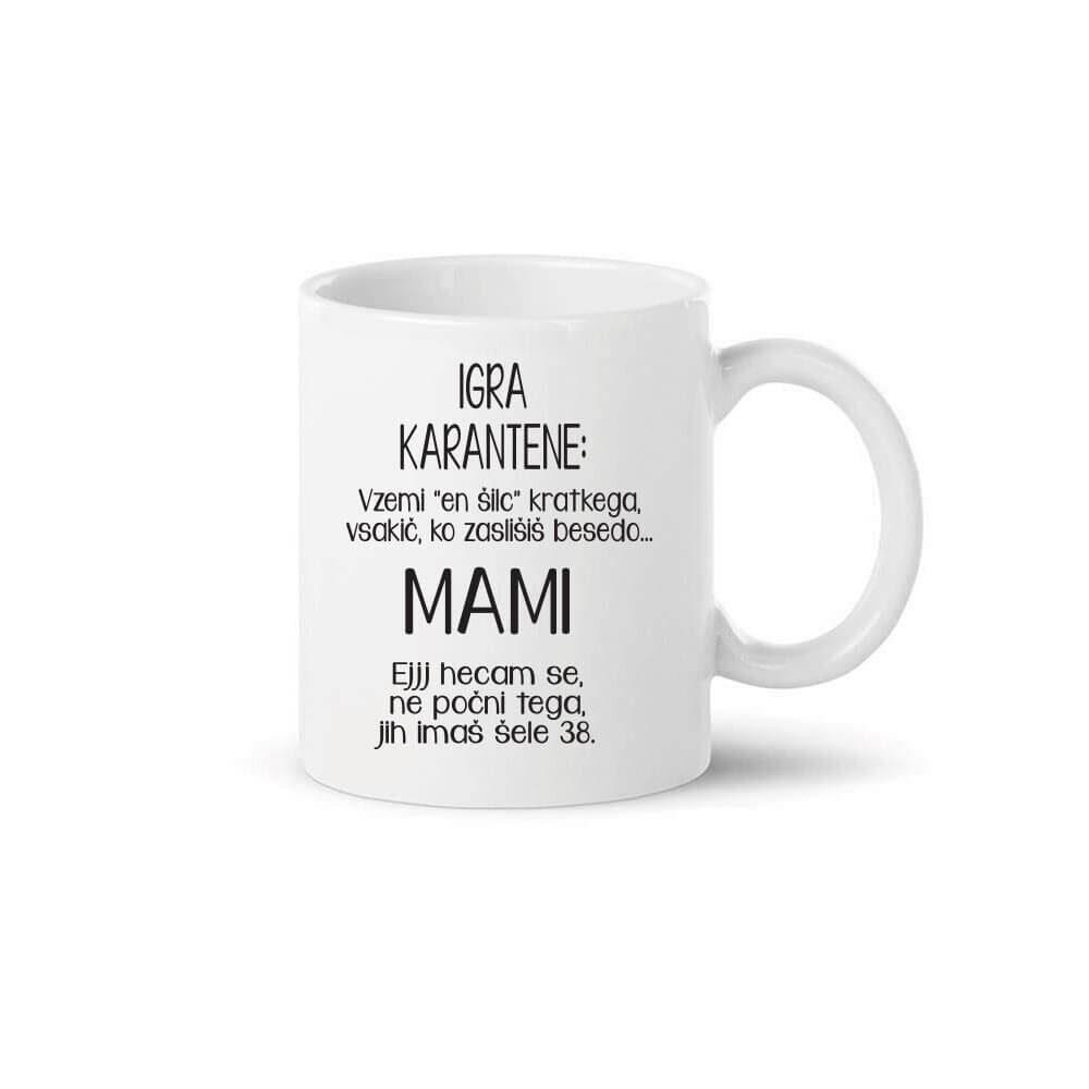 igra_karantene, karantena, darilo, smesno_darilo, šalica, skodelica, kofe, kava, čaj