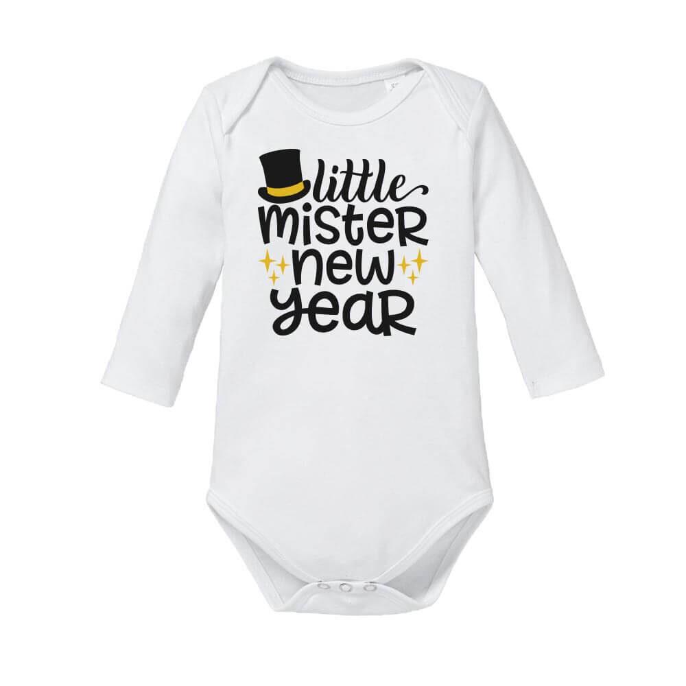 little_mister_new_year, new_year_bodi, bodi za novo leto, darilo, tisk, reum, unikat