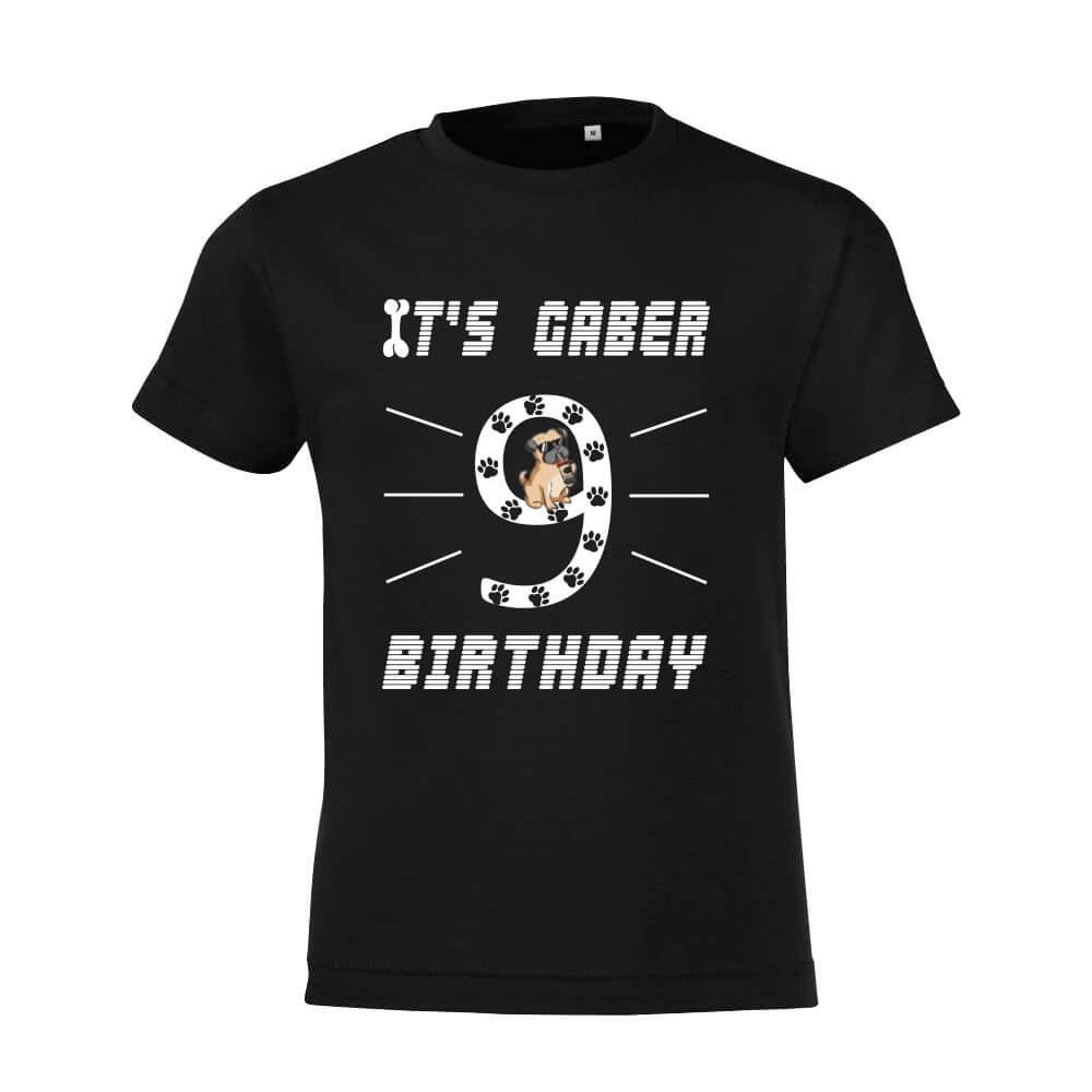 majica za rojstni dan, rojstni dan majica, darilo, majica, praznovanje, darilo