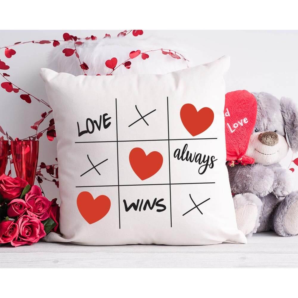 love, blazina, vzglavnik dekorativna blazina, love_always_wins, valentinovo, darilo_za_valentinovo, darilo, rerum