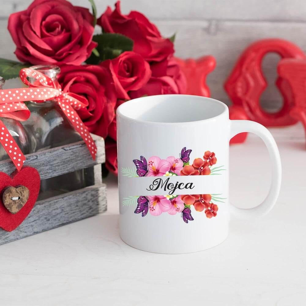 skodelica_cvetlica, darilo, unikat, love, skodelica_za_mamo, skodelica_za_mami, šalica, personalizirana_skodelica_z_vašim_napisom