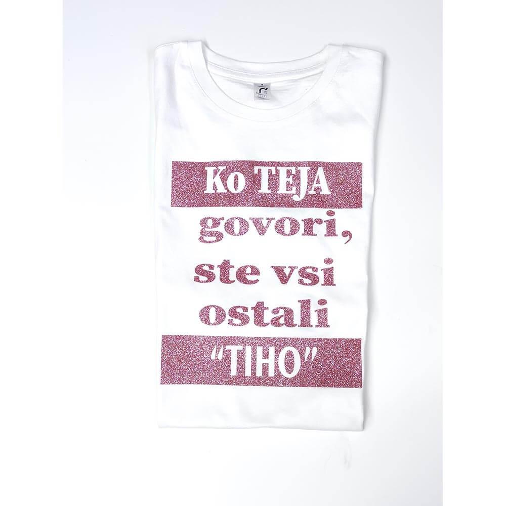 majica_za_rojstni_dan, majica_za_njo, smesna majica, majica za ženske, marca, rojstni dmajica_za_rojstni_dan, majica_za_njo, smesna majica, majica za ženske, marec, rojstni dan, darilo, tisk, unikat, an, darilo, tisk, unikat,rose gold, bleščice