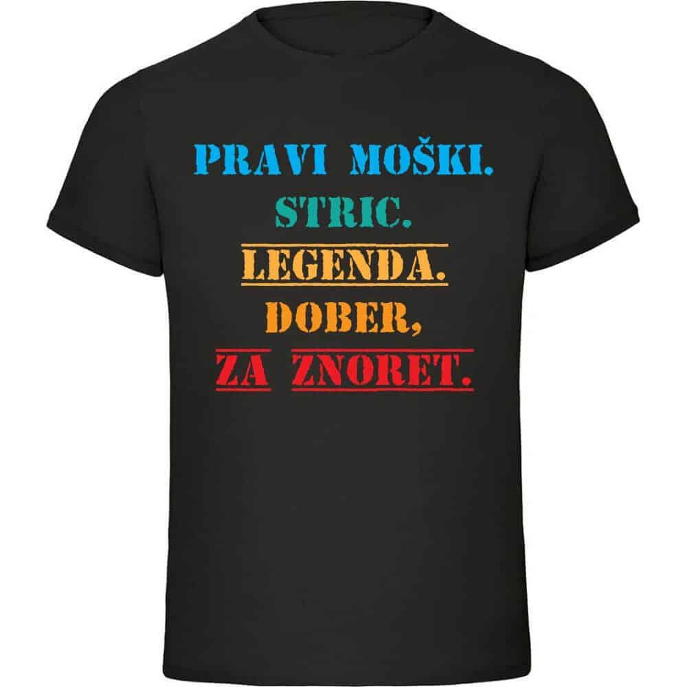 majica_za_prave_moške, majica za legende, darilo, tisk, unikat, rerum