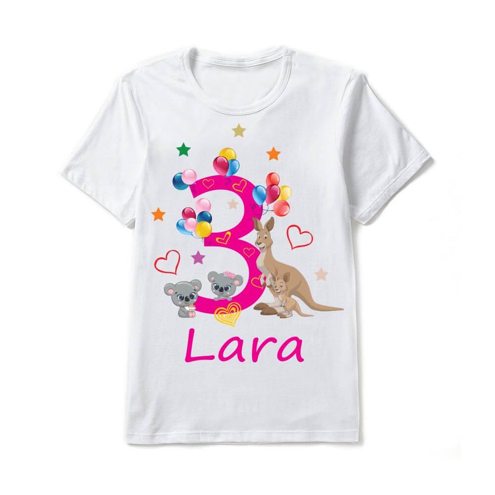 unicorn, majica, otroška majica, otroški rojstni dan, darilo, konjiček z rogom, čarobno darilo, rerum, darilo