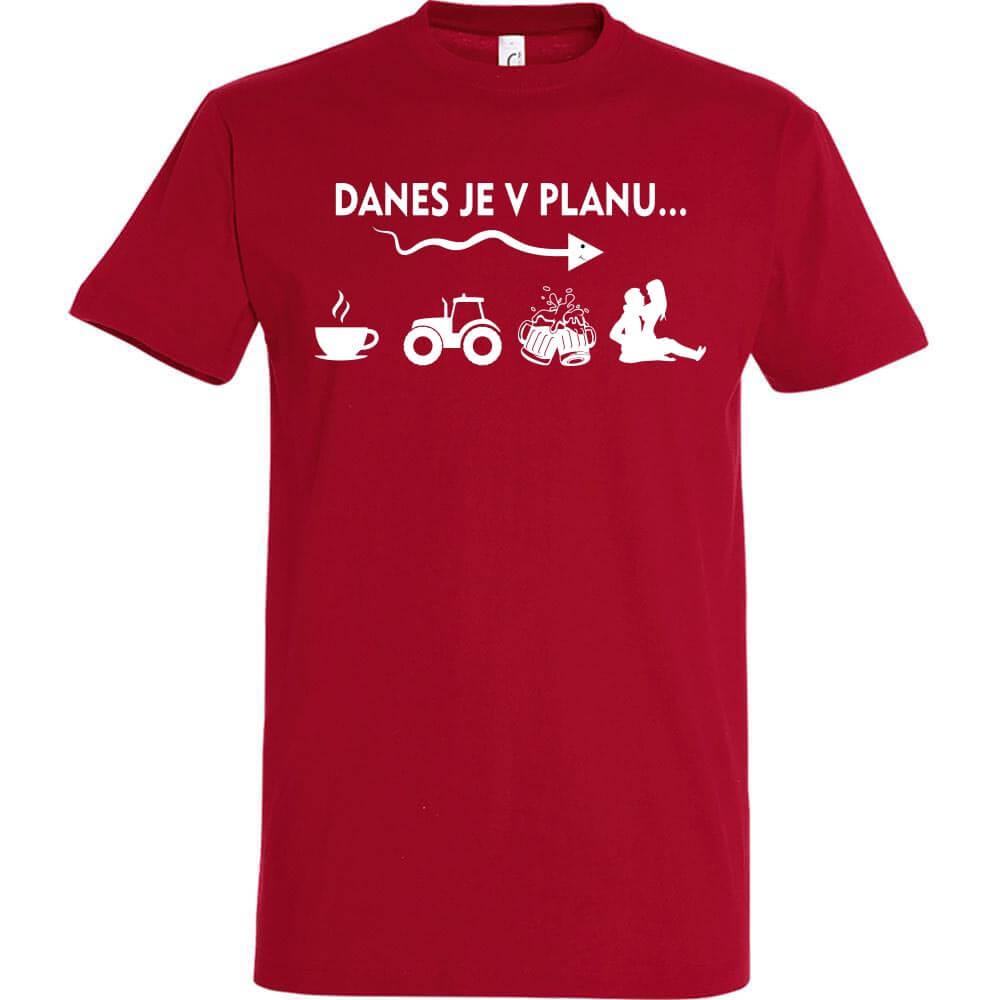danes je v planu, plan_za_danes, darilo, plan, majica, rerum, tisk