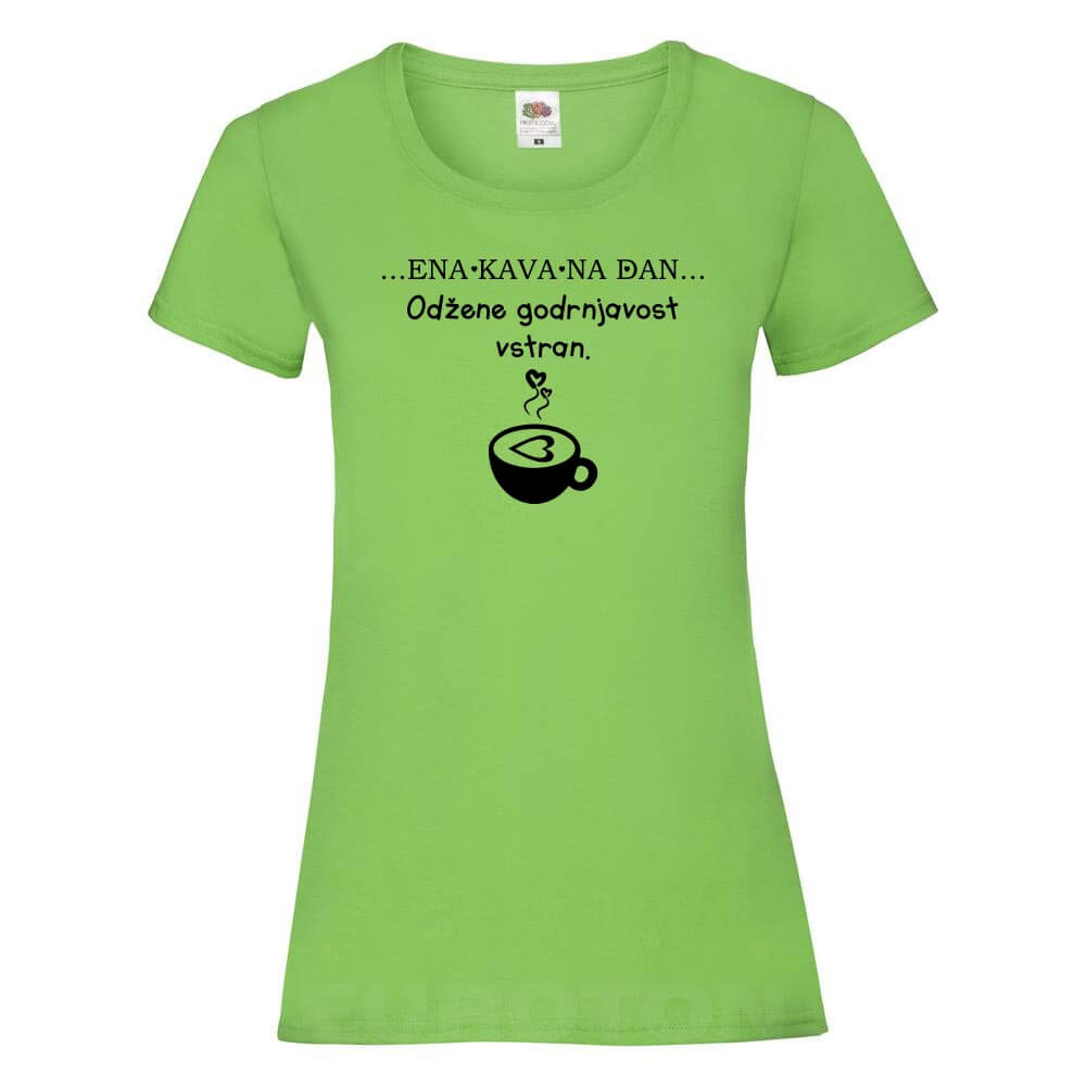 ena_kava_na_dan, darilo, majica, tisk, misel majica, rerum