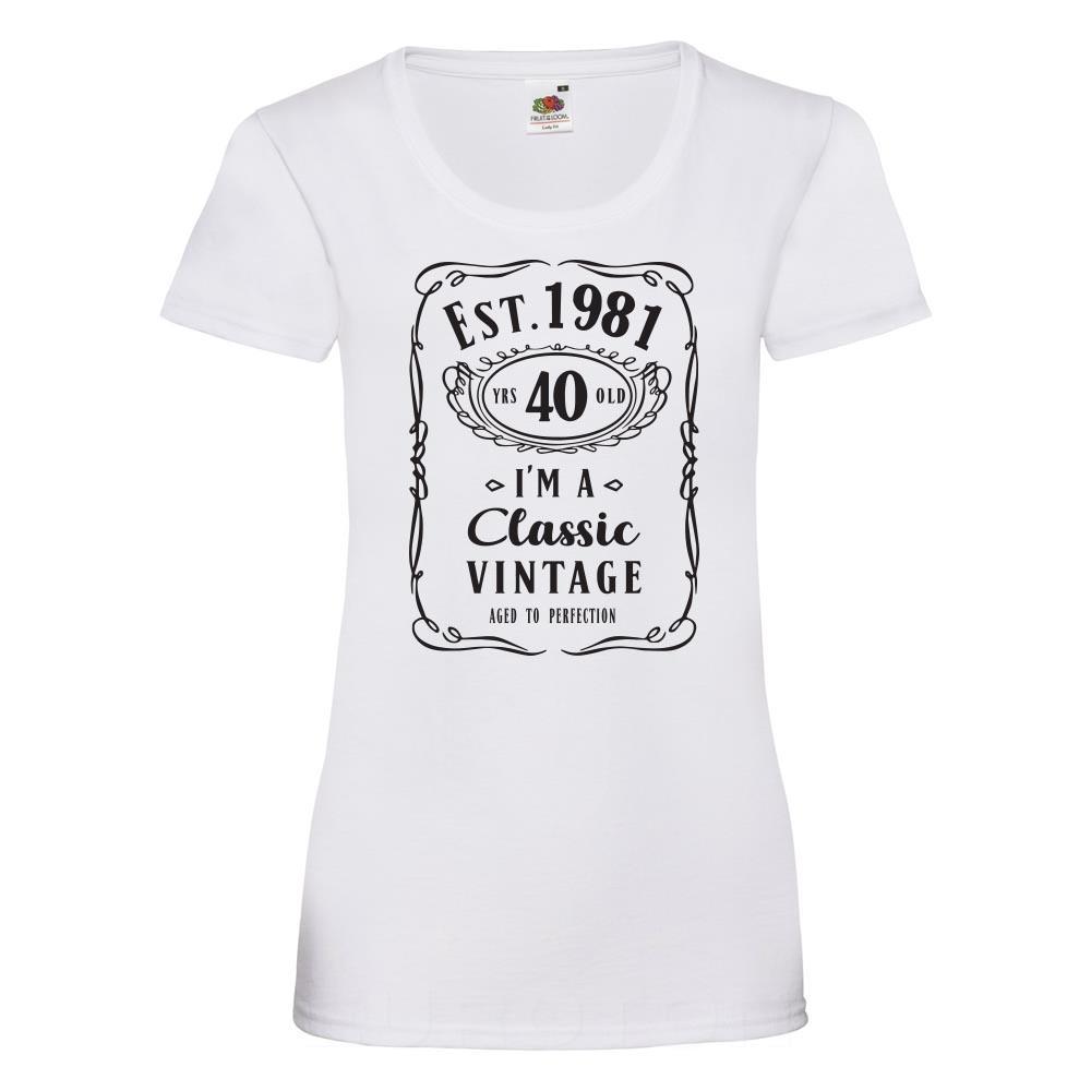 majica za 40 rojstni dan, darilo, tisk, rerum, 40, rojstni dan, darilo, tisk na majico, kvaliteten tisk