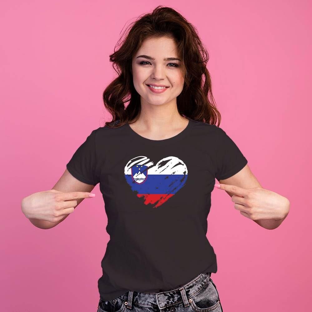 slovenija, srce, domovina, majica, rerum, love